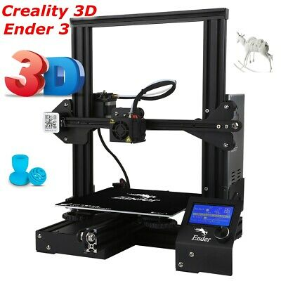 DIY KIt Stampanti 3D Creality 3D Ender - 3 ( Ender - 3 Upgraded ) 3D Printer IT