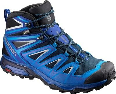 SALOMON X ULTRA 3 Mid GTX Goretex Gr 47 13 Outdoor Schuhe