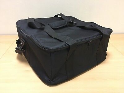Takeaway Delivery Rider Bags Insulated Hot Pizza Box Food Delivery Driver Bag T6