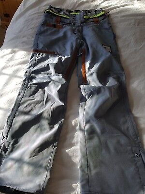 Picture under Pant Men's Snowboard Winter Trousers Ski Snow New
