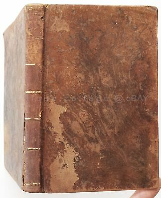 1824 antique LOGICK REASONING owned MARY WHITNEY stow vt GENERAL PRINCIPLES