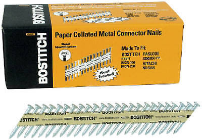 "STANLEY BOSTITCH 1000CT 1-1/2""x.131 Nail PT-MC13115G-1M"