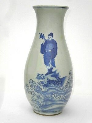 Antique Chinese vase, porcelain