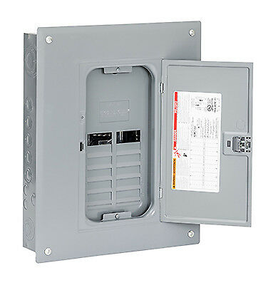 SQUARE D BY SCHNEIDER ELECTRIC 125A Lug Load Center HOM816L125PC