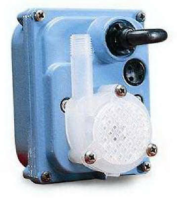 LITTLE GIANT/FRANKLIN ELECTRIC Water Pump, Submersible, Oil-Filled, 170-GPH