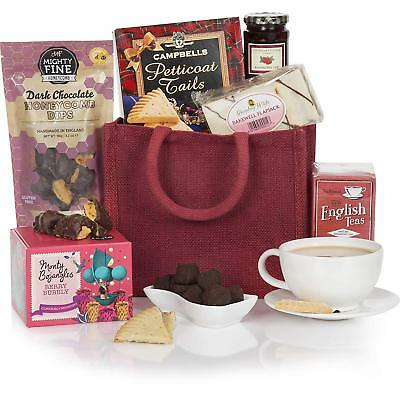 Sweet Treats For Her Hamper - The Hampers - Ideal as a Birthday Present, Thank Y