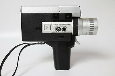 CANON Auto Zoom 518 Super 8MM MOVIE CAMERA
