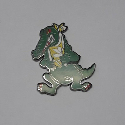 """Alligator"" Jerry Garcia Guitar Hat Pin Grateful dead lapel pins Stratocaster"