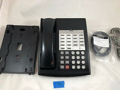 #138 Avaya Lucent AT&T Black Partner 18 Business Phone 7311H13F-003 108883166