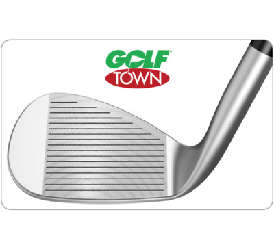 Buy a $50 Golf Town Gift Card for $42.50 - Email Delivery