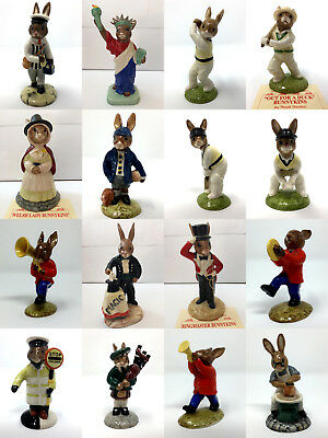 Royal Doulton Bunnykins Huge Choice Of Models Between DB2 and DB198
