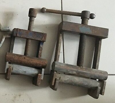 Pipe squeeze off tools (2)