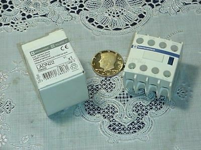 Telemecanique LADN22 Auxiliary Contact Block NEW IN BOX!