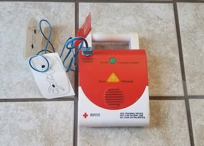 American Red Cross AED Trainer Device