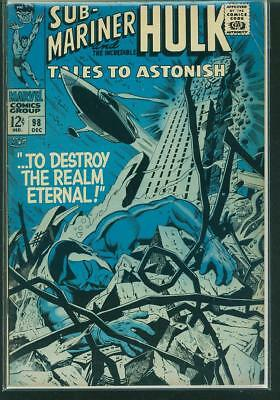 Tales To Astonish #98 VG/FN