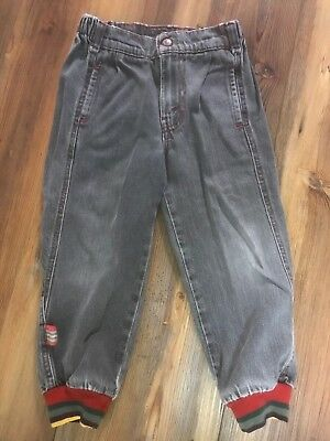 vintage LEVI LITTLE'S Little Kid Mini Baby Toddler usa made Pants (size 5 R )