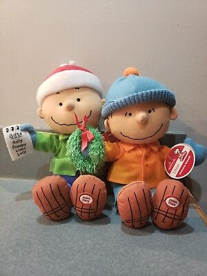 Hallmark Peanuts Christmas (Picking The Perfect Gift 2011)