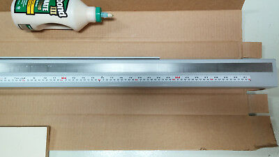 """Biesemeyer 30"""" T-square T2-30 guide tube & rear rail only."""