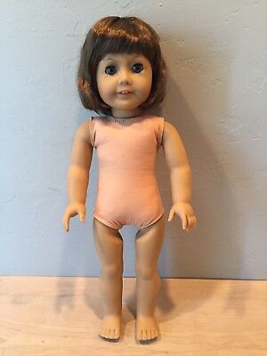 American Girl Truly Me Doll Short Brown Hair Blue Eyes Excellent