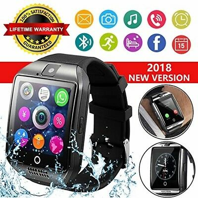 ios LG Samsung Smart Watch Android Bluetooth Smartwatch Touchscreen Camera New