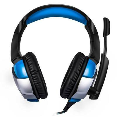 ONIKUMA Gaming Kopfhörer für PS4- Xbox One Nintendo- Switch Audio 3.5mm Headset