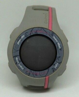 Garmin Forerunner 110W women's running GPS watch Great looking and easy to use!
