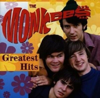 The Monkees 'the Monkees Greatest Hits' Cd New+