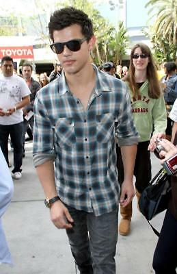 Taylor Lautner 8x10 Photo Picture Very Nice Fast Free Shipping #2