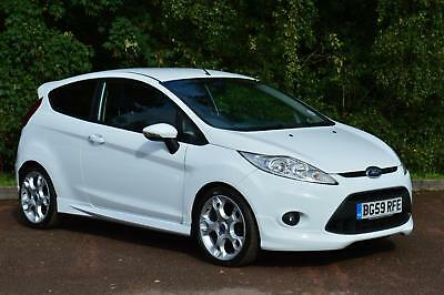 FORD FIESTA 1.6 TDCi Zetec S 3dr VERY LOW MILEAGE