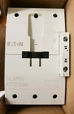 Eaton Dilm150 (Rac240) Xtce150G 3 Pole Contactor With 240V Coil