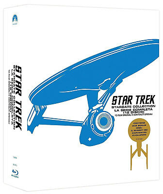 Star Trek Collection 01 - 10 (12 Blu-Ray Disc) Tutti I 10 Film