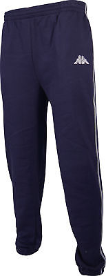 Kappa Sport Fleece Mens Joggers - Navy