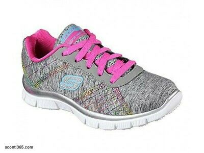 SKECHERS SCARPA SKECH Appeal It's Electric Art. 81863LGYMT (GrayMulti)