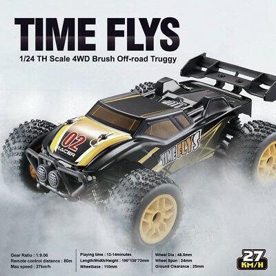Time Flys S607 1/24 2.4Ghz 4WD Off Road RC Car Electric Racing Monster Truck