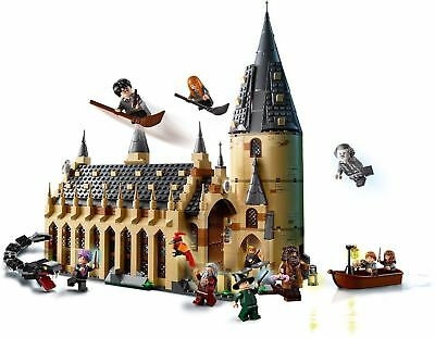 Harry Potter Hogwarts Great Hall 75954 Wizarding World New 2018 Castle Gift