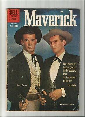 MAVERICK No.12 DELL COMIC