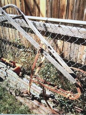Vintage Antique Farm/Garden Plow Rustic