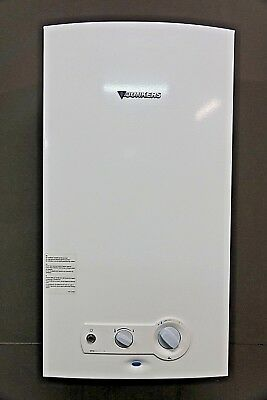 JUNKERS JETATHERMCOMPACT WR 14-2 G23 S7695 Gas-Durchlauferhitzer Boiler Bj.2011