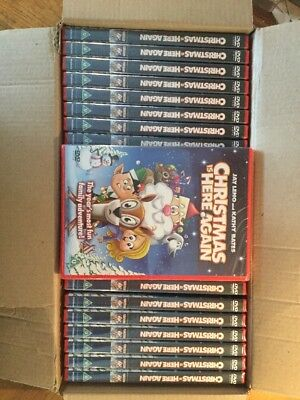 Joblot 50 x Christmas Is here again dvd wholesale stock resale market trader NEW