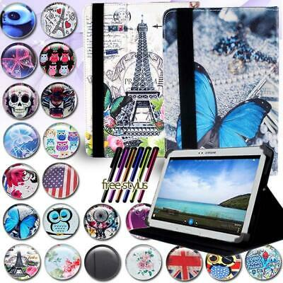 """For Samsung Galaxy Tab A6 10.1"""" T580 T585 (2016) FOLIO LEATHER STAND CASE COVER"""