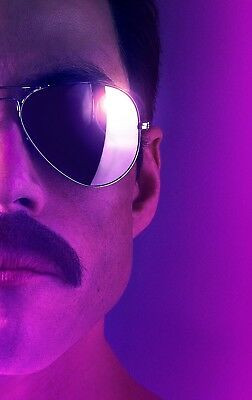 Bohemian Rhapsody Textless Rami Poster A4 A3 A2 A1 Cinema Movie Large Format