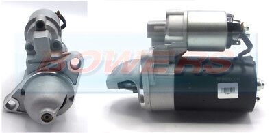 BRAND NEW STARTER MOTOR 12V 9 TOOTH DRIVE 1.2kW C/W REPLACING HITACHI PERKINS