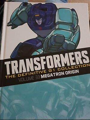 Transformers - The Definitive G1 Collection - Volume 33
