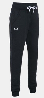 Girls Kids Under Armour Jogging Bottoms Fleece Jogger - 1289972