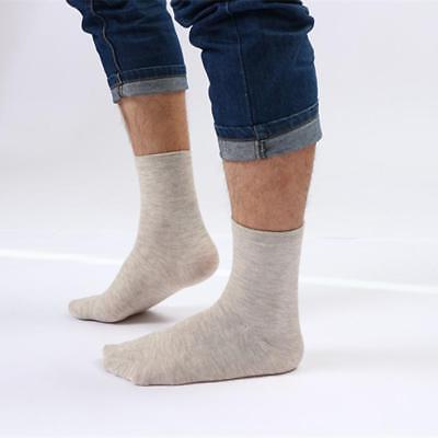 Men's Socks Thermal Casual Soft Cotton Sport Cotton Blend Sock Gift Size 42-45