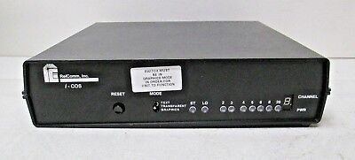 RelComm Reliable Comm 9113089-8 integrated Code Operated Switch Model I-COS/4