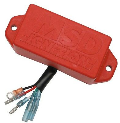 MSD 89121 Dual Ignition Tach Adapter