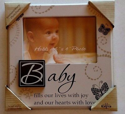 Baby, child, picture frame 6 x 4 inch photo, wall hanging