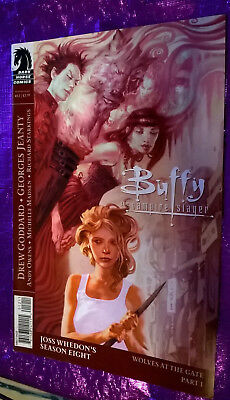 BTVS BUFFY Wolves at the Gate Comics 1-4 of 4