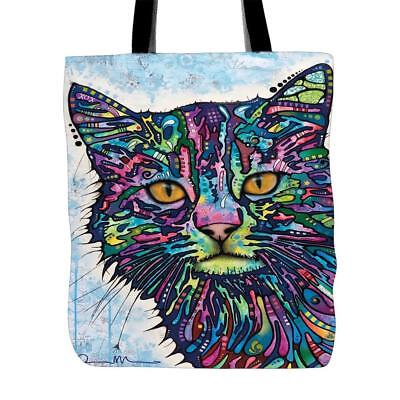 Cats Series Tote Bags - Dean Russo Art